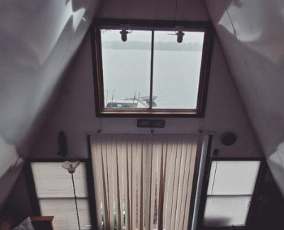 Loft View over water