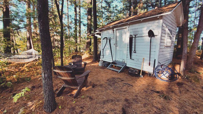 The Stabbin Cabin